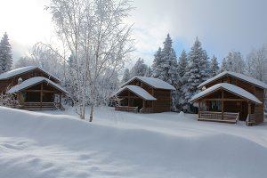 bursa dağ evleri