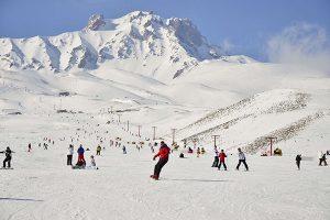 uludağda kayak
