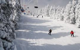 uludağ kayak pisti