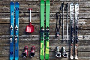 kayak ekipmanları
