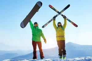 snowboard mu kayak mı kolay