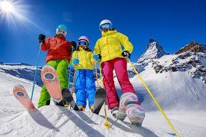 ilk kez kayak yapmak