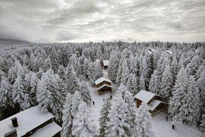 uludağ kar kalınlığı ortalaması